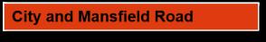 City Mansfiled Logo