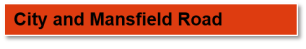 City Mansfiled Logo